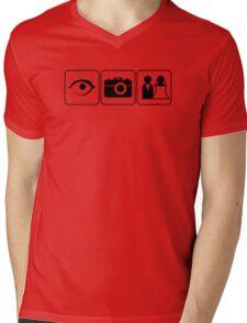 I Photograph Weddings Mens V-Neck T-Shirt