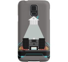 Road to the clock tower Samsung Galaxy Case/Skin