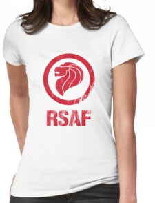 Royal Singapore Air Force Womens Fitted T-Shirt