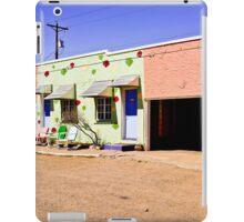 Blue Swallow Motel iPad Case/Skin
