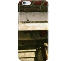 Aerial Down Stair iPhone Case/Skin