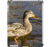 Mallard Duck Art Decor iPad Case/Skin