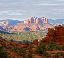 Sedona Sunrise by John Butler