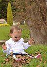 Joyfull baby by Jemma Richards