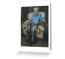 ANZACS PORTRAIT SERIES- 3 LEW Greeting Card