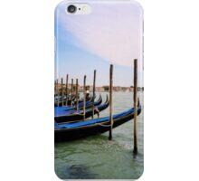 venice italy gondola iPhone Case/Skin