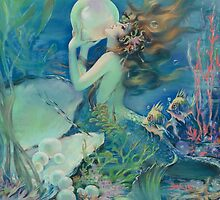 The Mermaid by Henry Clive by allhistory