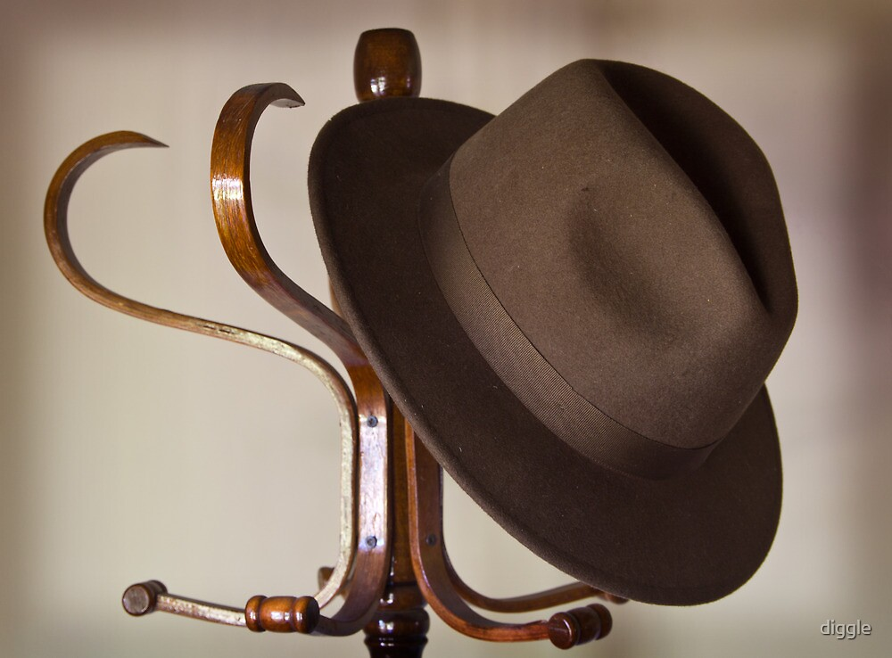 Dad's Hat by diggle
