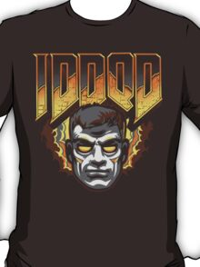IDDQD - GOD MODE T-Shirt