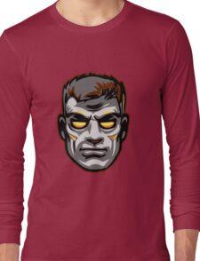 GOD MODE HEAD Long Sleeve T-Shirt