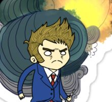 10th Doctor: the Oncoming Storm Sticker