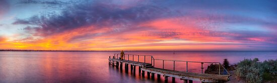 Beaumaris Awakening by Sam Sneddon