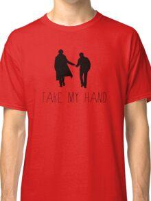 Sherlock - Take My Hand Classic T-Shirt