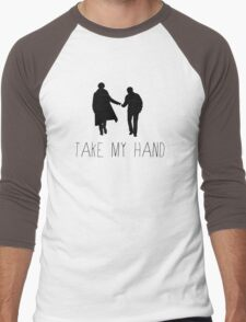 Sherlock - Take My Hand Men's Baseball ¾ T-Shirt