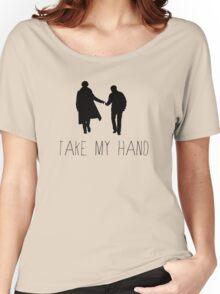 Sherlock - Take My Hand Women's Relaxed Fit T-Shirt