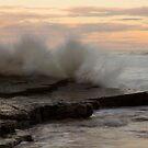 Turimetta splash by Doug Cliff