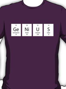 ElemenTees: GeNiUS T-Shirt