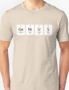 ElemenTees: GeNiUS T-Shirt