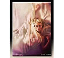 Marlyin Monroe Photographic Print