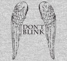 Don't Blink by Joshua Hill