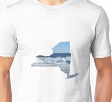 NY ocean Unisex T-Shirt