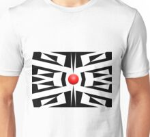Red Ball 8 Unisex T-Shirt