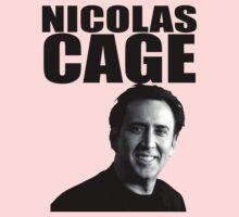 Nicolas Cage Kids Clothes