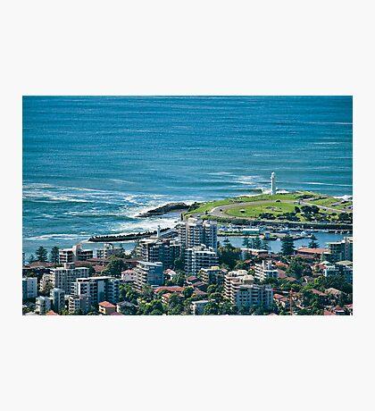 Wollongong City Photographic Print