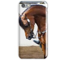 Arabian Horse Show iPhone Case/Skin