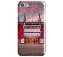 The Riverside Stadium, Middlesbrough iPhone Case/Skin