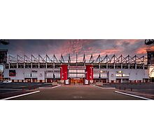 The Riverside Stadium, Middlesbrough Photographic Print