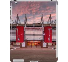The Riverside Stadium, Middlesbrough iPad Case/Skin