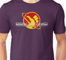 Hitchhiker's Guide Space Age Unisex T-Shirt