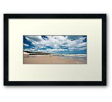 Waimamaku Beach - Northland, NZ Framed Print