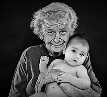 Four Generations - 1 by Richard Barry