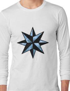 Cloudy Star Long Sleeve T-Shirt