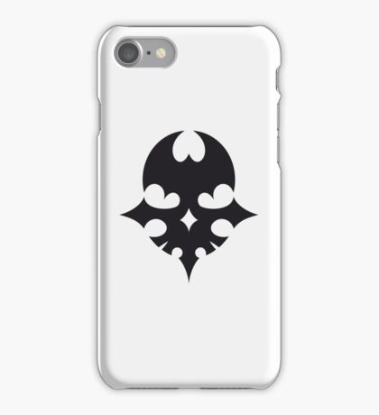 The world ends with you iPhone/iPod Case WHITE iPhone Case/Skin
