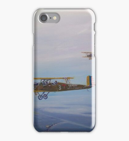 Trusty's over the bay iPhone Case/Skin