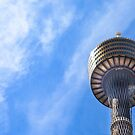 Sydney Tower, Sydney by Mark Hyland