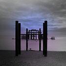 West Pier Brighton by ReidOriginals
