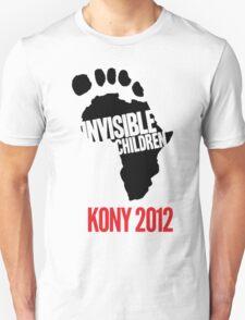 Invisible Children tee Unisex T-Shirt