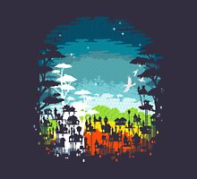 Rainforest city Unisex T-Shirt