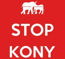 Stop Kony by Antigoni