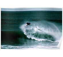 Big Air Forward Spin at Shark Island Poster
