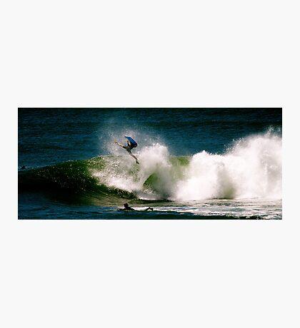 Big Invert at Shark Island Photographic Print