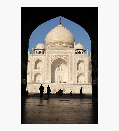 Agra India Photographic Print