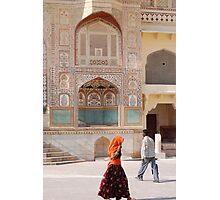 Jaipur India Photographic Print