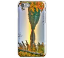 Pink Lake Reflections iPhone Case/Skin