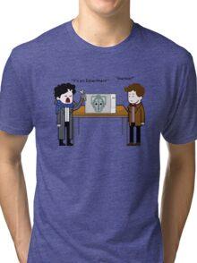 Experiment Tri-blend T-Shirt