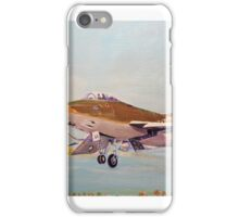 Sabre Sunrise iPhone Case/Skin